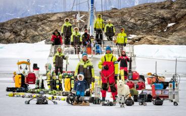 Écologie, Projet carburant propre, Exploration sous-marine, Roland Jourdain, Corentin de Chatelperron