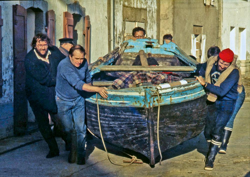 Bernard Cadoret, Chasse-Marée, Patrimoine maritime, Histoire maritime, Revue Chasse-Marée