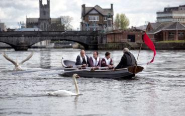 Gandelows Limerick, Gandelows Shannon, bateaux irlandais, Irish boat