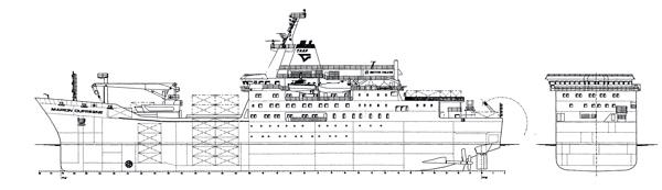 Plan Marion Dufresne