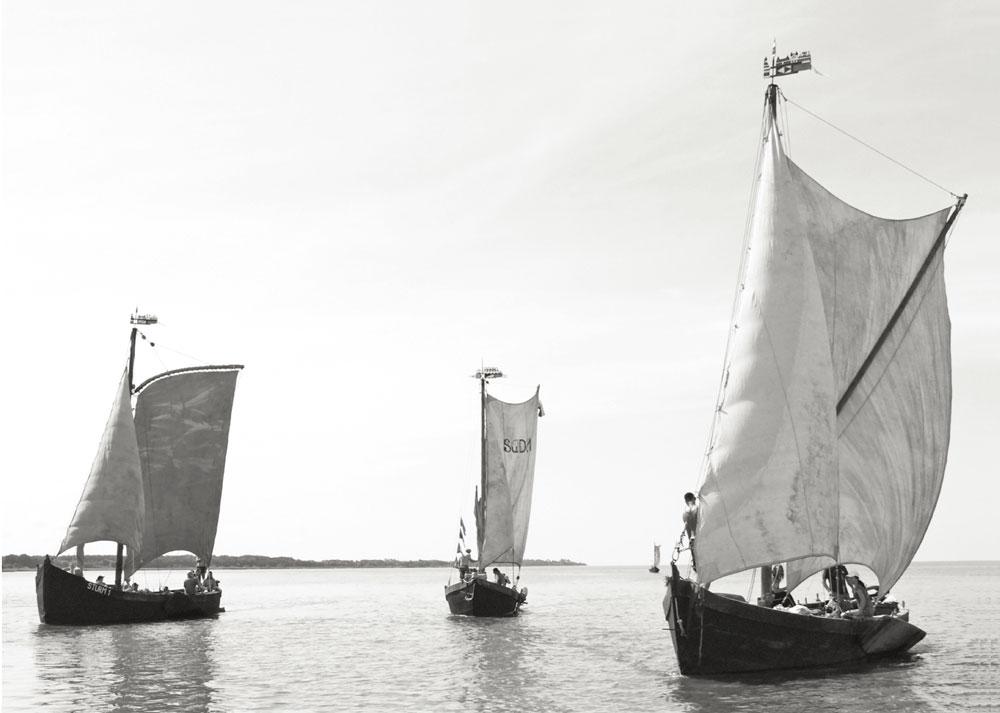 girouettes Lituanie, Bateaux Lituanie, Weathercocks Lituania