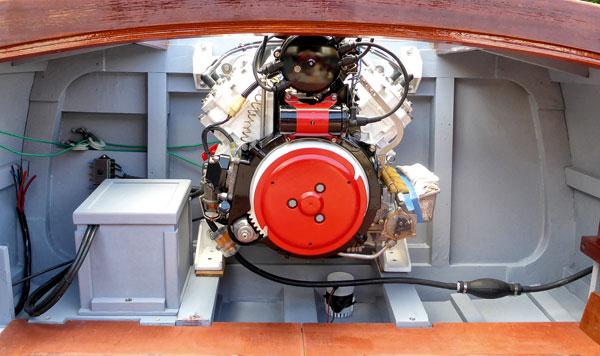 Cercle du motonautisme, canots à moteur, histoire du motonautisme