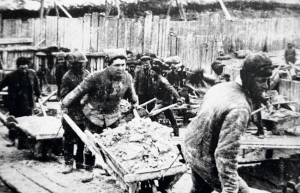 Belomorkanal, histoire du Goulag