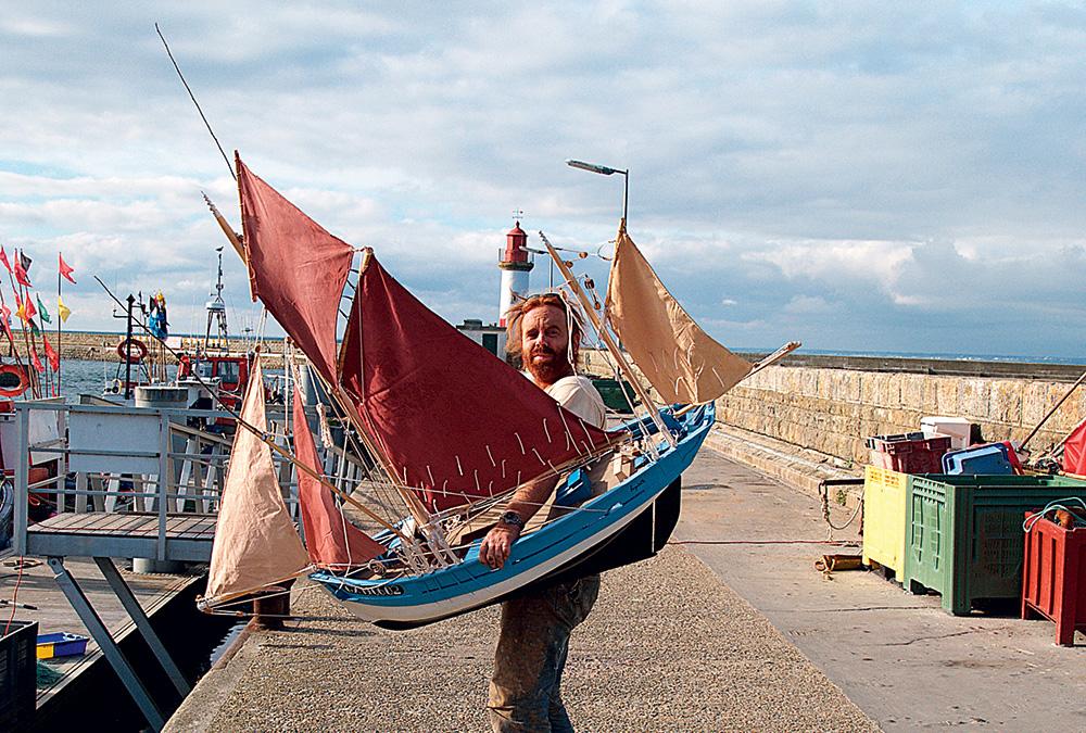 maquette bateau à voile