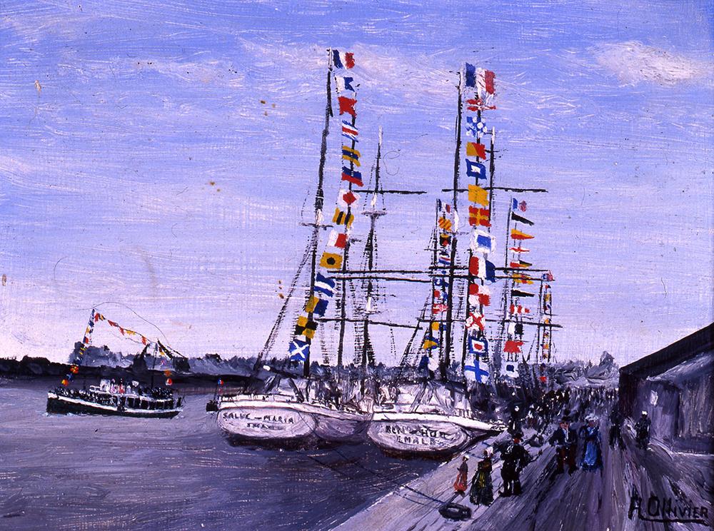 peinture de bateau Saint Malo