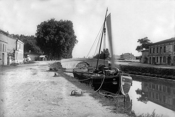 La barque Notre-Dame de Narbonne
