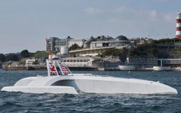 Mayflower autonomous ship (mas) n'est pas prévu pour accueillir des humains à bord.