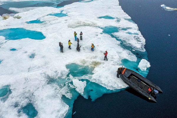 Le Svalbard