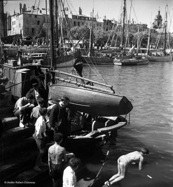 Exposition Doisneau La Rochelle