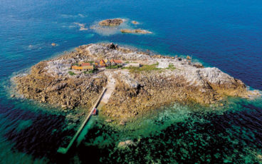 l'archipel des Minquiers