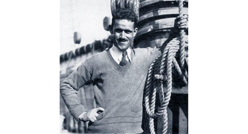 Robert Dean Frisbie